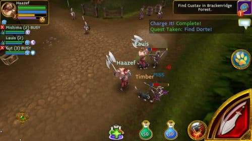 Arcane Legends: MMO RPG