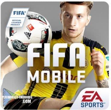 скачать FIFA Mobile apk