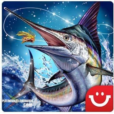 Улётный клёв: рыбалка в 3D для андроид бесплатно apk