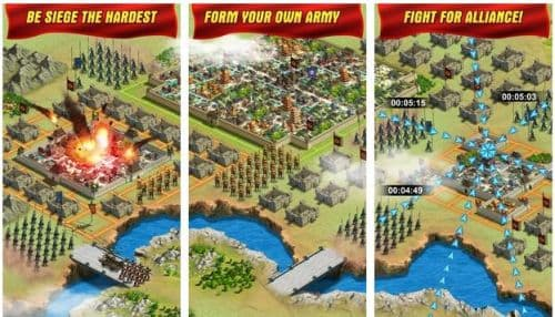 Reign Of Warlords - RTS