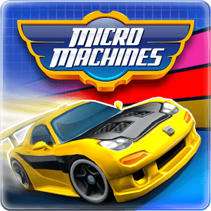 скачать Micro Machines apk