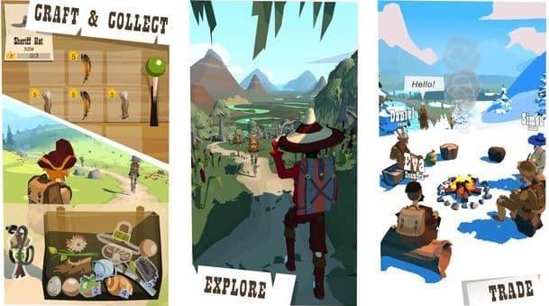 скачать игру на андроид The Trail - фото 11