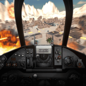 ������� Warplane Cockpit Simulator