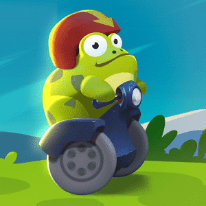 скачать Ride with the Frog
