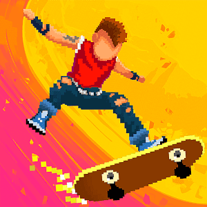 Halfpipe Hero - Skateboarding
