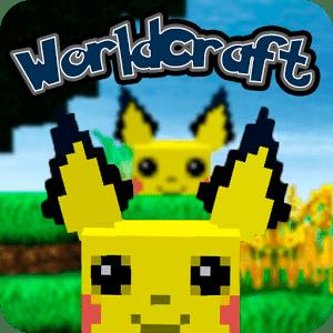 Worldcraft pockecraft pixelmon для андроид бесплатно apk