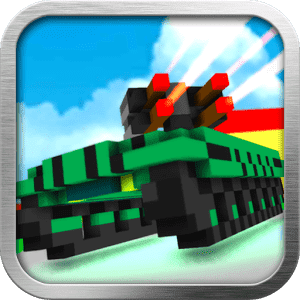 Blocky War Machines