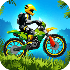 скачать Jungle Motocross Kids Racing