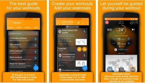Workout Tracker & Gym Trainer