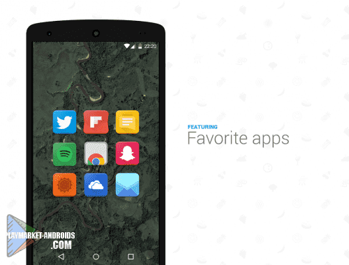 Snackable Icon Pack