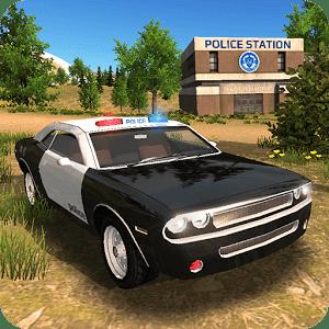 скачать Police Car Driving Offroad