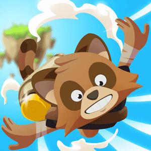 скачать Tanoo Jump - Tanukis VS Pandas