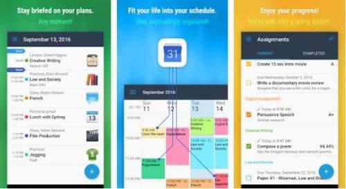 iStudiez Pro – Student Planner - для студентов