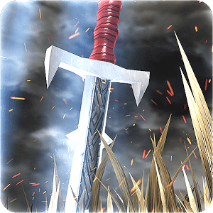 скачать Swords Grass Live Wallpaper