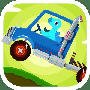скачать Dinosaur Truck apk