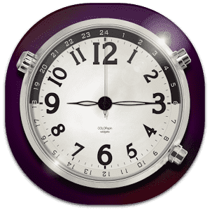 FREE Analog Clock Widget