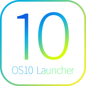 скачать OS10 Launcher HD-smart,simple