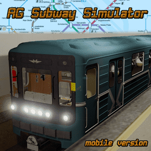 скачать AG Subway Simulator Mobile apk
