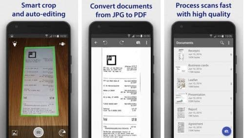 Scanner de documents SharpScan