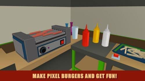 Burger Chef: Cooking Sim - 2