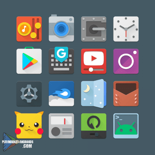 Praos - Icon Pack