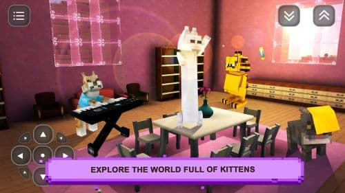 Cat Pet Shop: Girl Craft Story