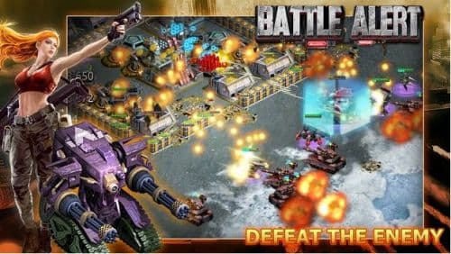 Battle Alert : War of Tank