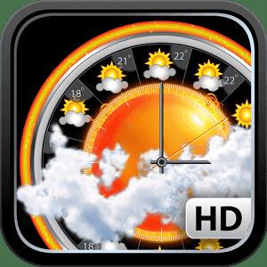 скачать eWeather HD Погода и Барометр