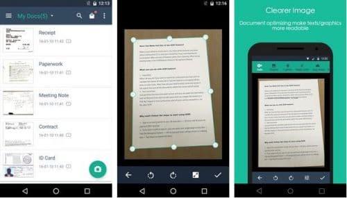 CamScanner -Phone PDF Creator - создать PDF