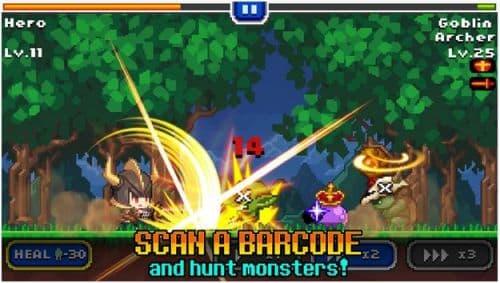 Barcode Knight