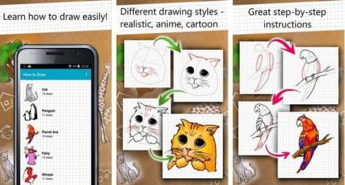 How to Draw - Easy Lessons