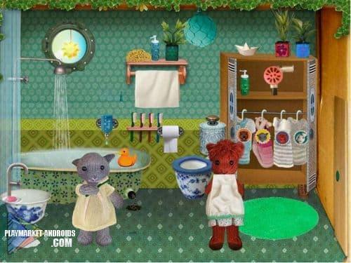 Fuzzy House Premium
