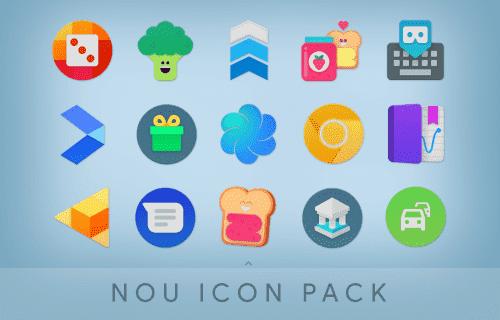 NOU - Icon Pack