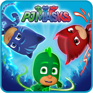 скачать PJ Masks: Super City Run
