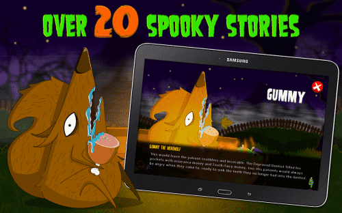 Scary Stories For Kids 2
