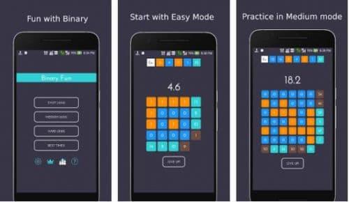 Binary to Decimal Fun Game Pro