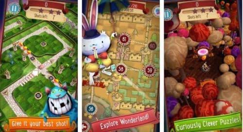 Alice's Wonderland Puzzle Golf