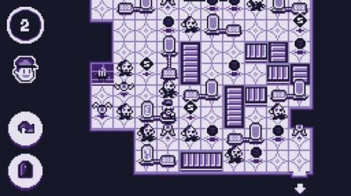 Warlock's Tower: Retro Puzzler