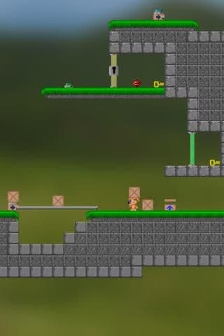 Box Fox Lite:Puzzle Platformer