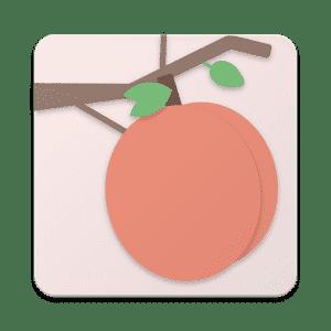 Peach icons