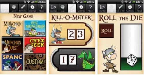 Munchkin Level Counter