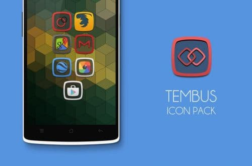 Tembus - Icon Pack