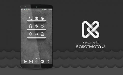 KasatMata UI Icon Pack Theme