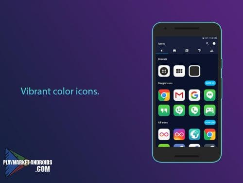 Lively UI - Icon Pack (Beta)