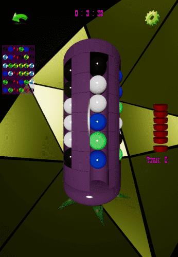 Головоломка Цилиндр 3D