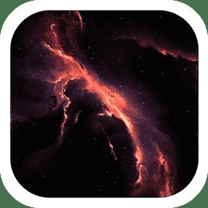 Red Туманность Theme