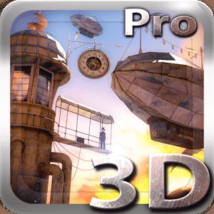 скачать 3D Steampunk Travel Pro lwp