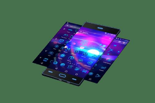 Neon 2 | HD обои - Тема