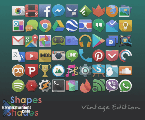 Shapes&Shades VE