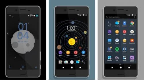 X Project Space for Xperia™